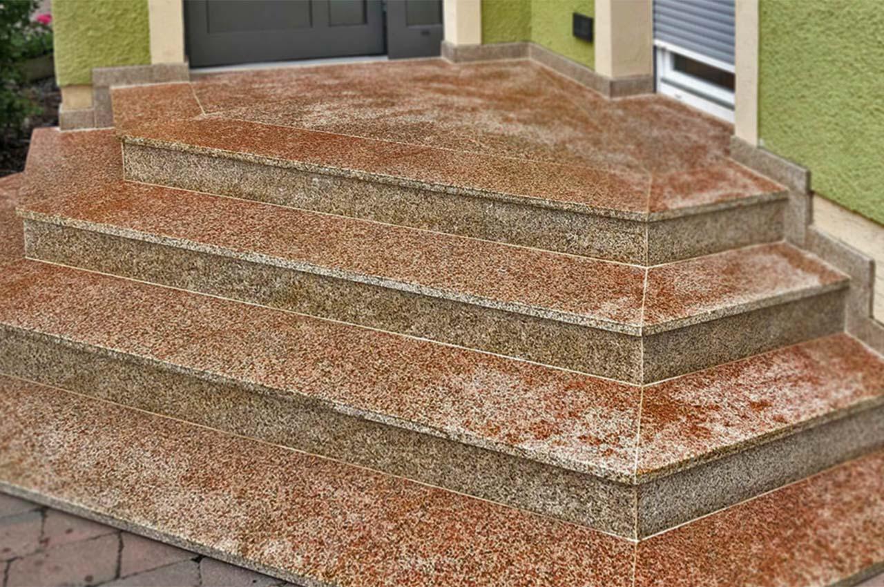 3-seitige Außentreppe (3)